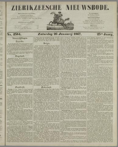 Zierikzeesche Nieuwsbode 1867-01-26