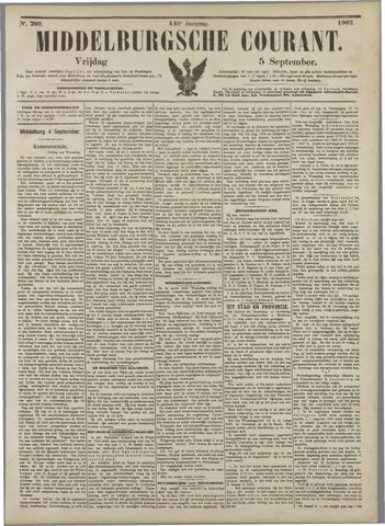 Middelburgsche Courant 1902-09-05