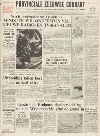 Provinciale Zeeuwse Courant 1970-04-10