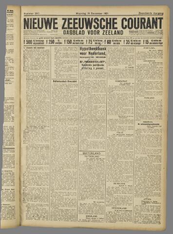 Nieuwe Zeeuwsche Courant 1921-12-19