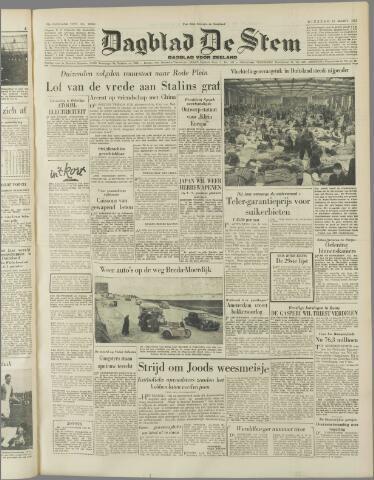 de Stem 1953-03-10