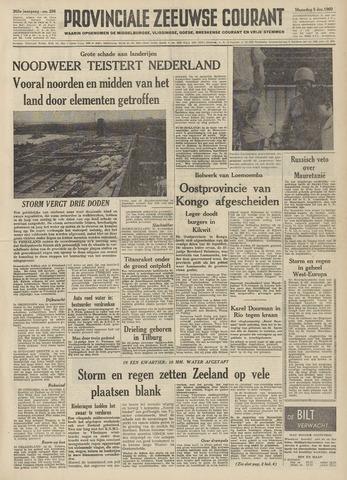 Provinciale Zeeuwse Courant 1960-12-05
