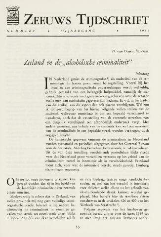 Zeeuws Tijdschrift 1963-03-01