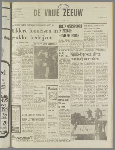 de Vrije Zeeuw 1974-08-16