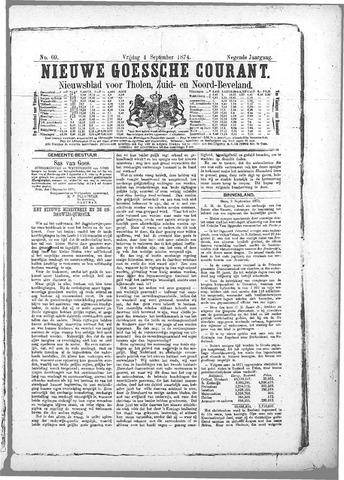 Nieuwe Goessche Courant 1874-09-04