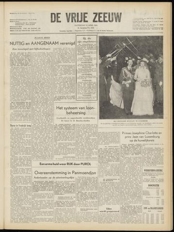de Vrije Zeeuw 1953-04-11