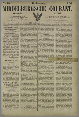 Middelburgsche Courant 1888-05-30