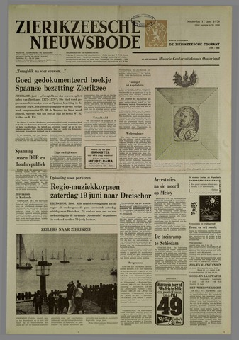 Zierikzeesche Nieuwsbode 1976-06-17