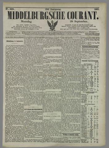 Middelburgsche Courant 1891-09-28