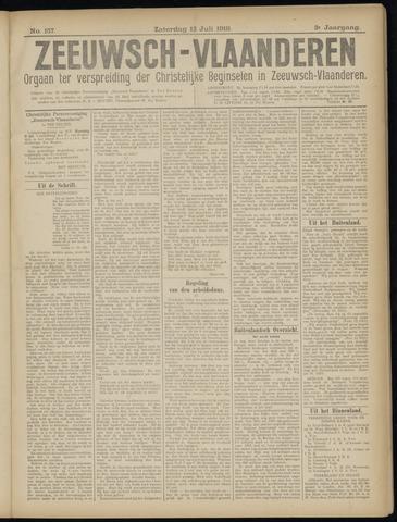Luctor et Emergo. Antirevolutionair nieuws- en advertentieblad voor Zeeland / Zeeuwsch-Vlaanderen. Orgaan ter verspreiding van de christelijke beginselen in Zeeuwsch-Vlaanderen 1919-07-12