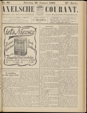Axelsche Courant 1912-01-20