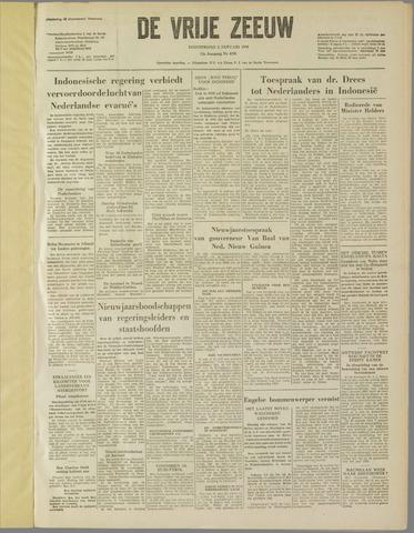 de Vrije Zeeuw 1958-01-02