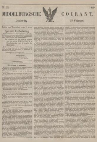 Middelburgsche Courant 1869-02-25
