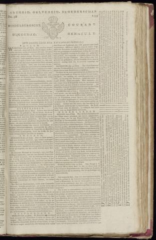Middelburgsche Courant 1795-07-14