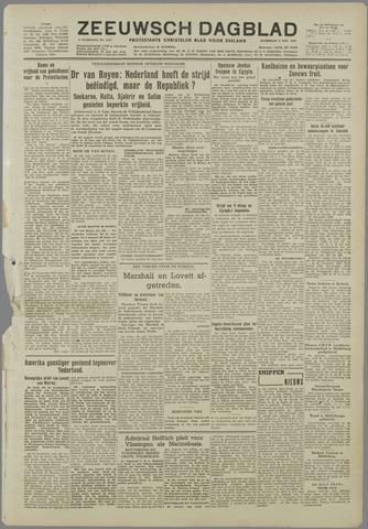 Zeeuwsch Dagblad 1949-01-08