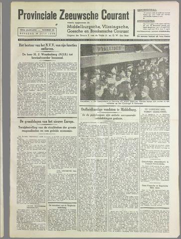 Provinciale Zeeuwse Courant 1940-07-16