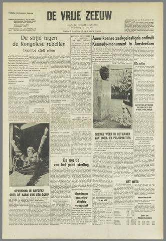 de Vrije Zeeuw 1964-11-23