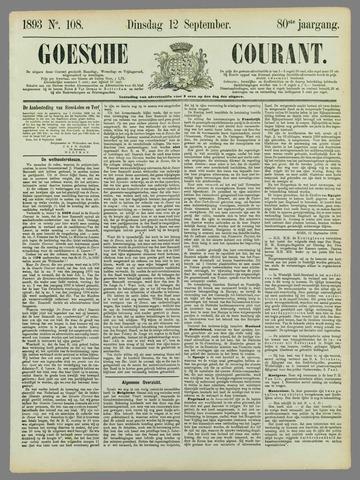 Goessche Courant 1893-09-12