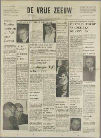 de Vrije Zeeuw 1971-12-21