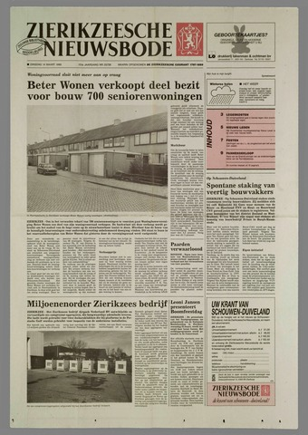 Zierikzeesche Nieuwsbode 1995-03-14