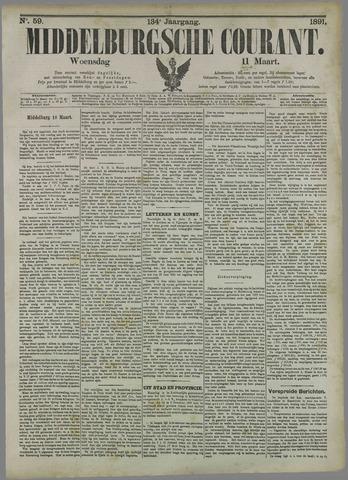 Middelburgsche Courant 1891-03-11