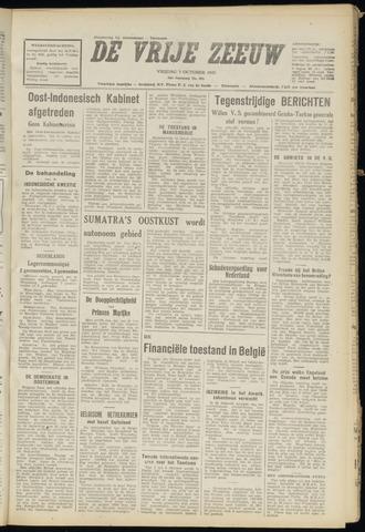 de Vrije Zeeuw 1947-10-03