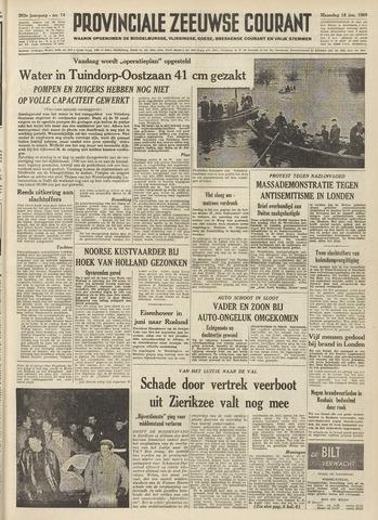 Provinciale Zeeuwse Courant 1960-01-18