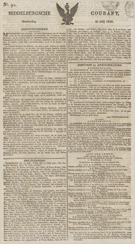 Middelburgsche Courant 1829-07-30