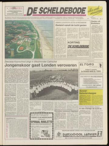 Scheldebode 1992-08-19