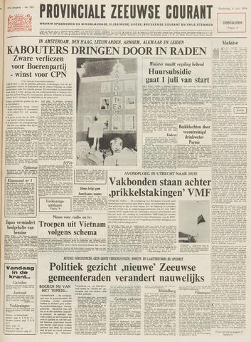 Provinciale Zeeuwse Courant 1970-06-04