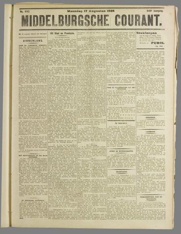 Middelburgsche Courant 1925-08-17
