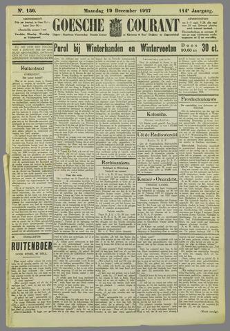 Goessche Courant 1927-12-19