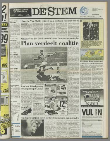 de Stem 1991-10-17