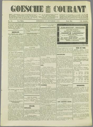 Goessche Courant 1932-09-29
