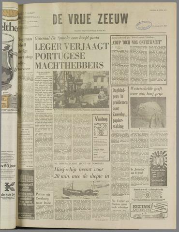 de Vrije Zeeuw 1974-04-26
