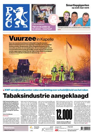 Provinciale Zeeuwse Courant 2017-03-24