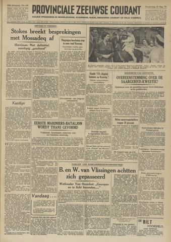 Provinciale Zeeuwse Courant 1951-08-23