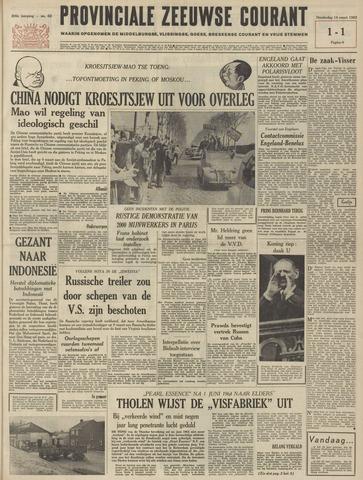 Provinciale Zeeuwse Courant 1963-03-14