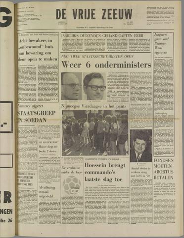 de Vrije Zeeuw 1971-07-20