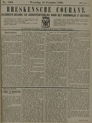 Breskensche Courant 1908-11-18