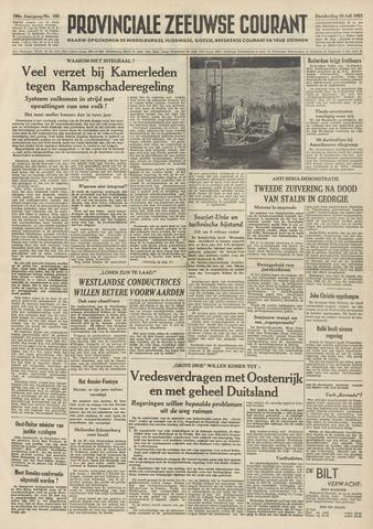 Provinciale Zeeuwse Courant 1953-07-16