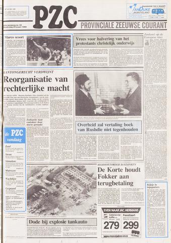 Provinciale Zeeuwse Courant 1989-03-23