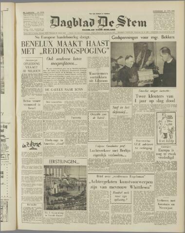 de Stem 1958-11-20