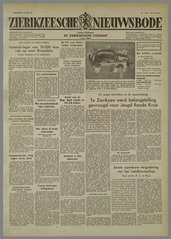 Zierikzeesche Nieuwsbode 1954-05-20