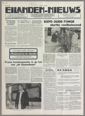 Eilanden-nieuws. Christelijk streekblad op gereformeerde grondslag 1979-04-13