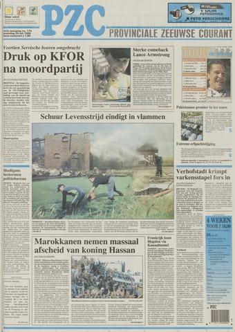 Provinciale Zeeuwse Courant 1999-07-26
