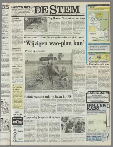 de Stem 1991-07-31