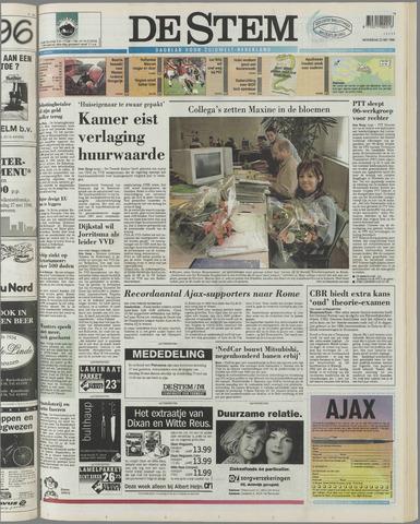 de Stem 1996-05-22