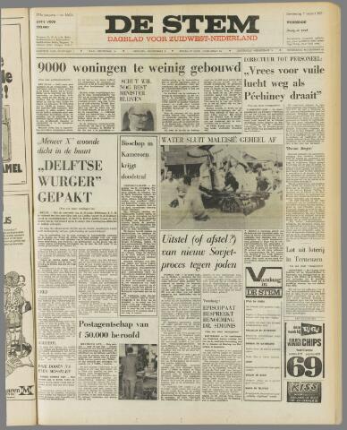 de Stem 1971-01-07