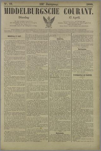 Middelburgsche Courant 1888-04-17